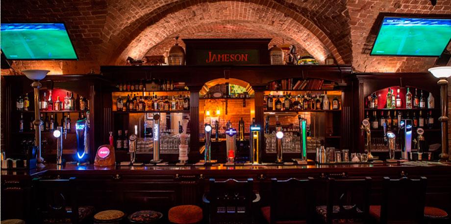 Паб Tap & Barrel Pub