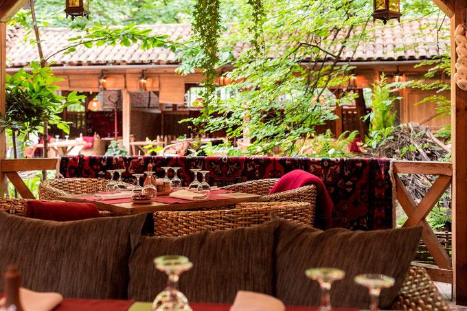Ресторан Кавказская пленница