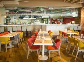 Ресторанные новости - Red Pepper предлагает Завтраки на бегу