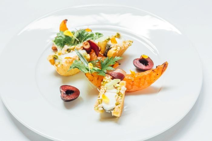 Ресторанные новости - Сезонные блюда и напитки в Brasserie Мост
