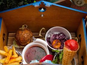 Ресторанные новости - Детское меню в Funny Cabany