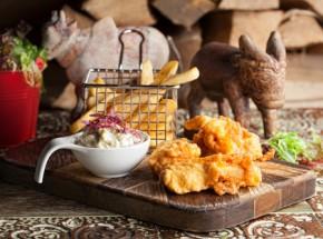 Ресторанные новости - Осеннее меню в Chips