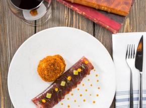 Ресторанные новости - Шедевры нордической кухни в Оранж Три