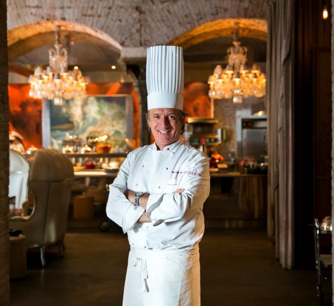 Ресторанные новости - Cristal Room Baccarat приглашает на тематический ужин