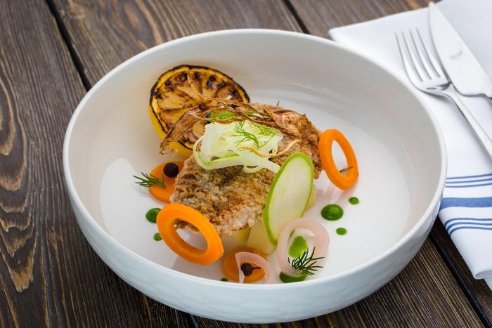 Ресторанные новости - Фестиваль салаки в Оранж Три