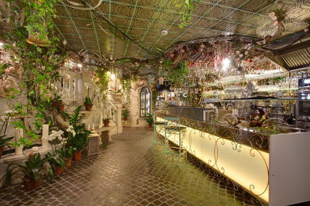 Ресторанніе новости - Сет-меню в Chateau de Fleurs