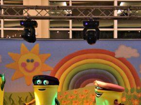 шоу на день рождения для детей